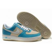 Quality Nike Low Tops Air Force 1 Tops Woven Marina Blue White Birch for sale
