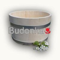Buy cheap Budonka.eu - Wooden tub from wholesalers