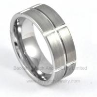 Buy cheap Tungsten Carbide Rings BLSRT151 from wholesalers