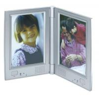 Quality Two Sided Talking Picture Frame with Dual Recording for sale