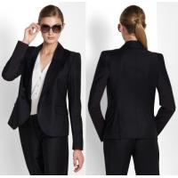 China OEM series Attractive Sophisticated Womens Business Suits on sale