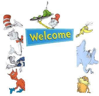 Dr Seuss Characters Cake Ideas And Designs