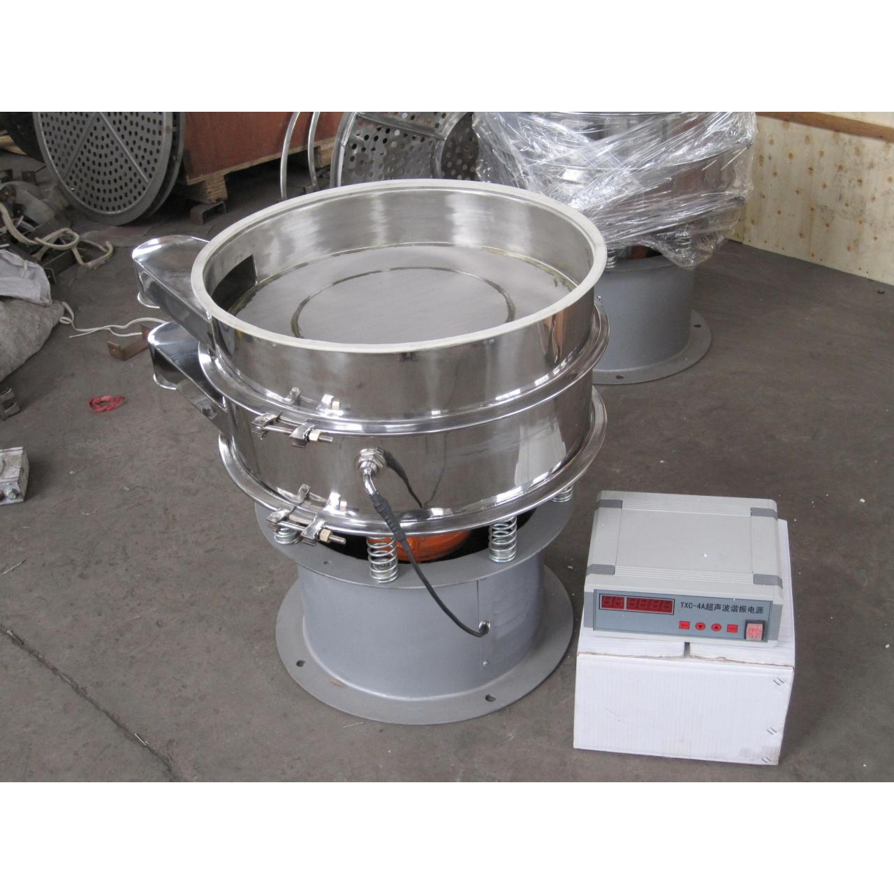 Buy cheap Ultrasonic type vibrating sieve machine product