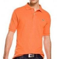 Buy cheap Lacoste Polo Shirts - Mens Home Lacoste Man Polo Shirt - Orange from wholesalers
