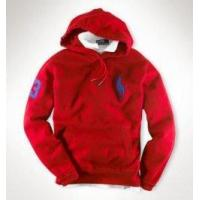 Quality Ralph Lauren Hoody - Big Pony - Red for sale