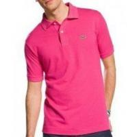 Buy cheap Lacoste Man Polo Shirt - Hot Pink from wholesalers