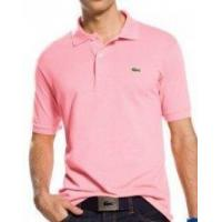 Buy cheap Lacoste Man Polo Shirt - Pink from wholesalers