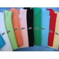 Buy cheap Lot of 10 Lacoste Mens Short Sleeve Polo Shirts - Free Shipping from wholesalers