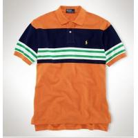 China Polo Ralph Lauren t-shirts man Home Polo Ralph Lauren stripe t-shirts ms-c039-033 on sale