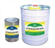 Quality Chemical Grouting Products Low Viscosity Epoxy Resin Injection for sale