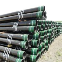 Quality Seamless Steel Pipe for Conveying Fluid API 5L casing pipe J55 K55 for sale