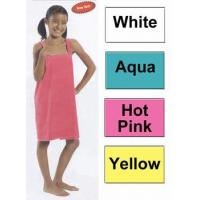 Buy cheap Girls Cotton Bath Wrap for Ages 8-12 from wholesalers