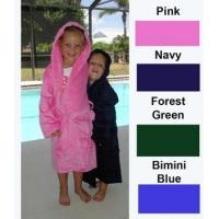 Buy cheap Kids Hooded Cotton Cover-up from wholesalers