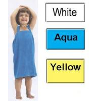 Buy cheap Girl's Cotton Bath Wrap for ages 4-7 from wholesalers