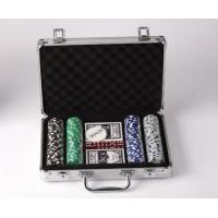 Poker & Chip Set PS102R