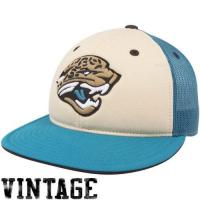 Buy cheap Reebok Jacksonville Jaguars Teal Time Traveler Throwback Fitted Hat from wholesalers