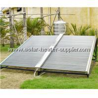 China Solar Accessories Split Non-Pressure Solar Water Heater on sale