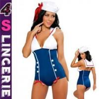 Quality Sexy Costume Wholesale Hot Sexy Luxury Sailor Costume From China Manufacturers for sale