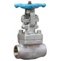 Quality Z61forged steel gate valve for sale