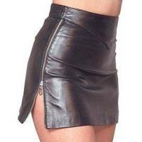 China Mini Skirt Types Leather Mini Skirts on sale
