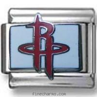 Quality Houston Rockets Italian charm for sale