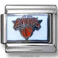 Quality NY Knicks Italian charm for sale