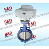 Electric ball Electric butterfly valve flange