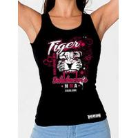 China Tiger Schulmann's Ladies Tank Top - Magenta on sale