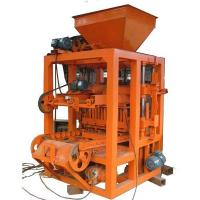 building materials equipment block machine