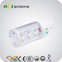 Quality Indoor Products 3W 2 Pin G24 Inserted Base LED Plug Lamp with CE RoHS (NCL-QR3W0603) for sale