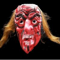 Quality LH-24 Red Skull death mask for sale