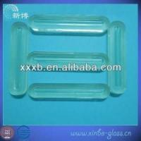 China gauge glass glass for boiler level gauge with two tendons on sale