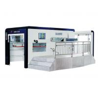 Quality XMB-1100 Semi-automatic Flat Bed Die-cutting and Creasing Machine for sale