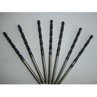 Quality Solid Carbide Drill  TiAlN Coated Drill Bits for sale