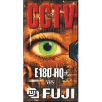 Quality CCTV - FUJI VHS HQ-Plus Video Cassette E180 for sale