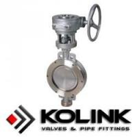 China Wafer Triple Eccentric Butterfly Valve on sale