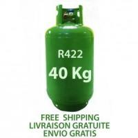 Quality 40 Kg R422b REFRIGERANT GAS REFILLABLE CYLINDER for sale