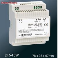 Quality Din-rail power supply 45W series for sale
