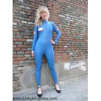 Quality Military Latex Catsuit for sale