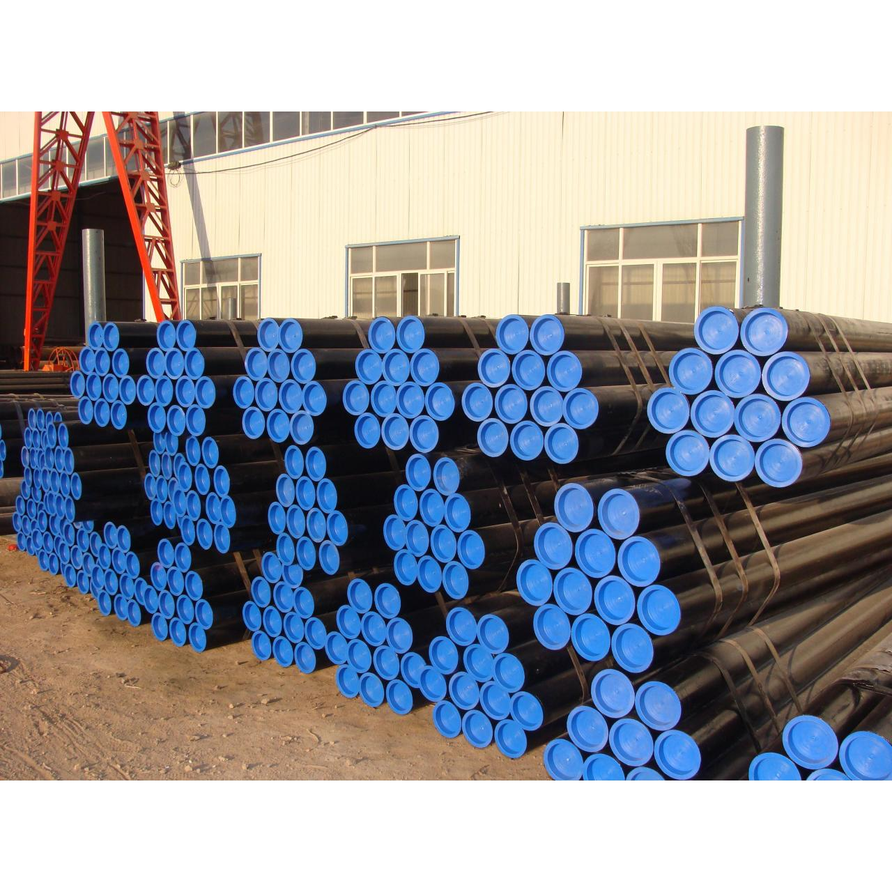 Quality Seamless Steel Pipe API 5L steel pipe for sale