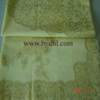 Buy cheap tablecloth hot stamping foil from wholesalers