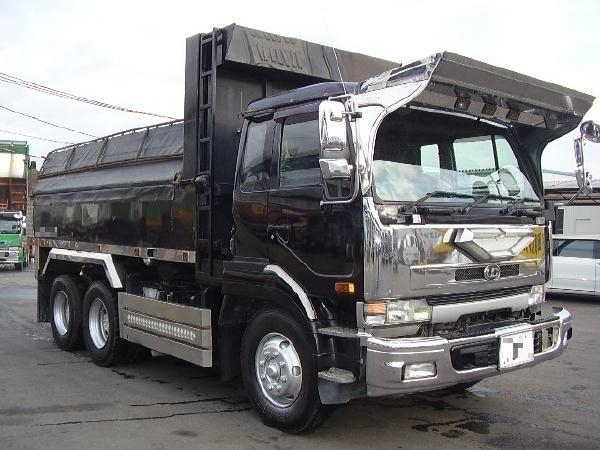 Nissan diesel used trucks japan