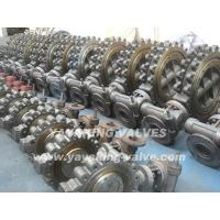 China Lug Type Triple Eccentric Butterfly Valve on sale