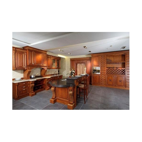 Wood Kitchen Cabinets Product Photos Natural Warm Cherry Solid Wood