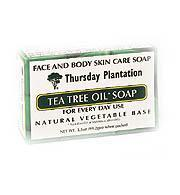 China Natures Plus T.P. Tea Tree Vegetable Base Soap W/ Pure T-Tree Oil 1.5oz on sale