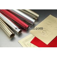 Quality conventional hot stamping foil for sale