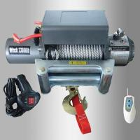 Buy cheap 12000 lb 12v RECOVERY 4X4 WINCH + PLATE + WIRELESS REMOTE 275.00 from wholesalers