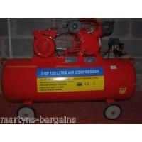 Buy cheap 150LTR ELECTRIC COMPRESSOR 3HP ELECTRIC AIR COMPRESSOR 390.00 from wholesalers