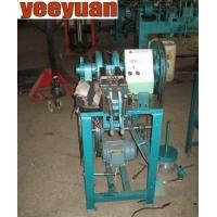 Buy cheap YY03-1 Semi-automatic Shoelace Tipping Machine from wholesalers