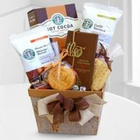 Quality Starbucks Starbucks Cocoa and Coffee Gift Basket for sale